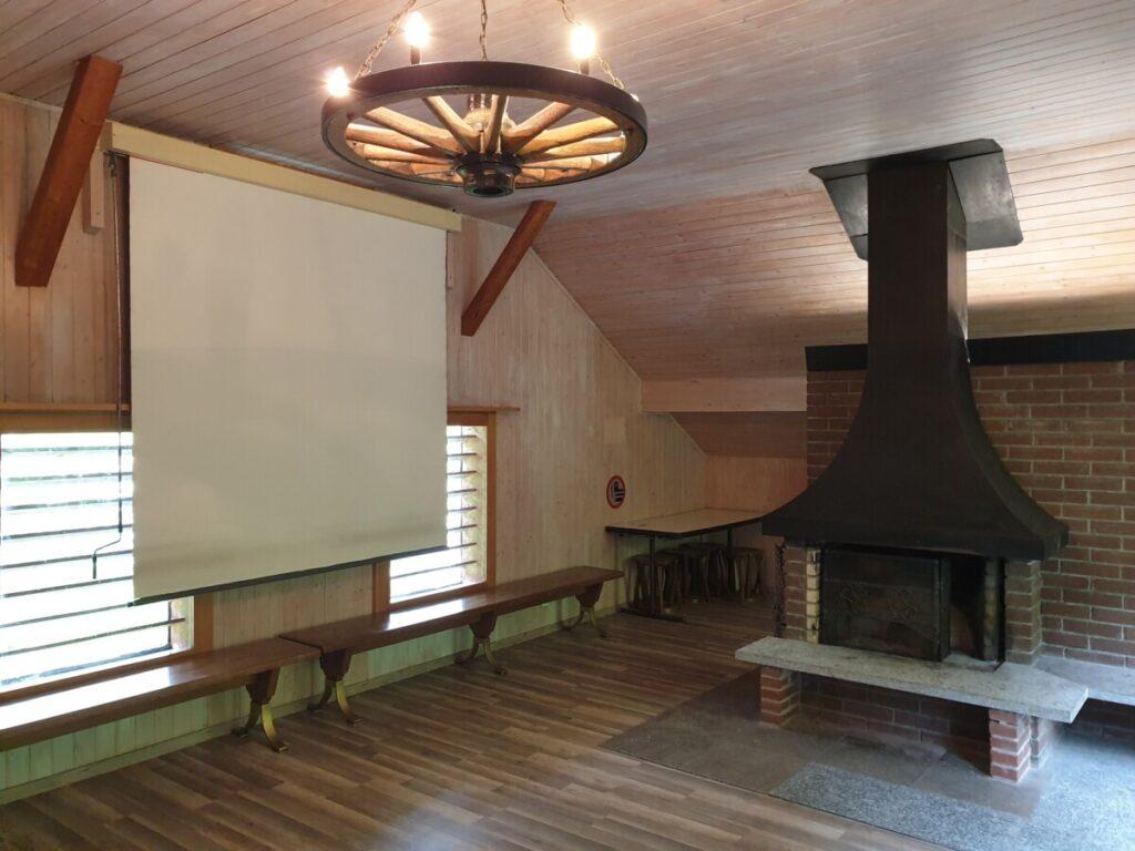 Pfadiheim Mühlebächli Raum Stall
