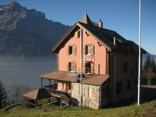 Pfadiheim Villa Kunterbunt